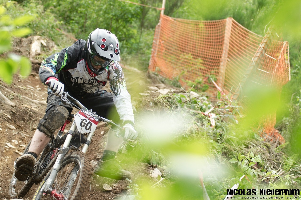 Tristan Defenfe @Belgian Nissan Downhill Cup 2012 - Maboge (Belgium) - born_to_ride - Mountain Biking Pictures - Vital MTB