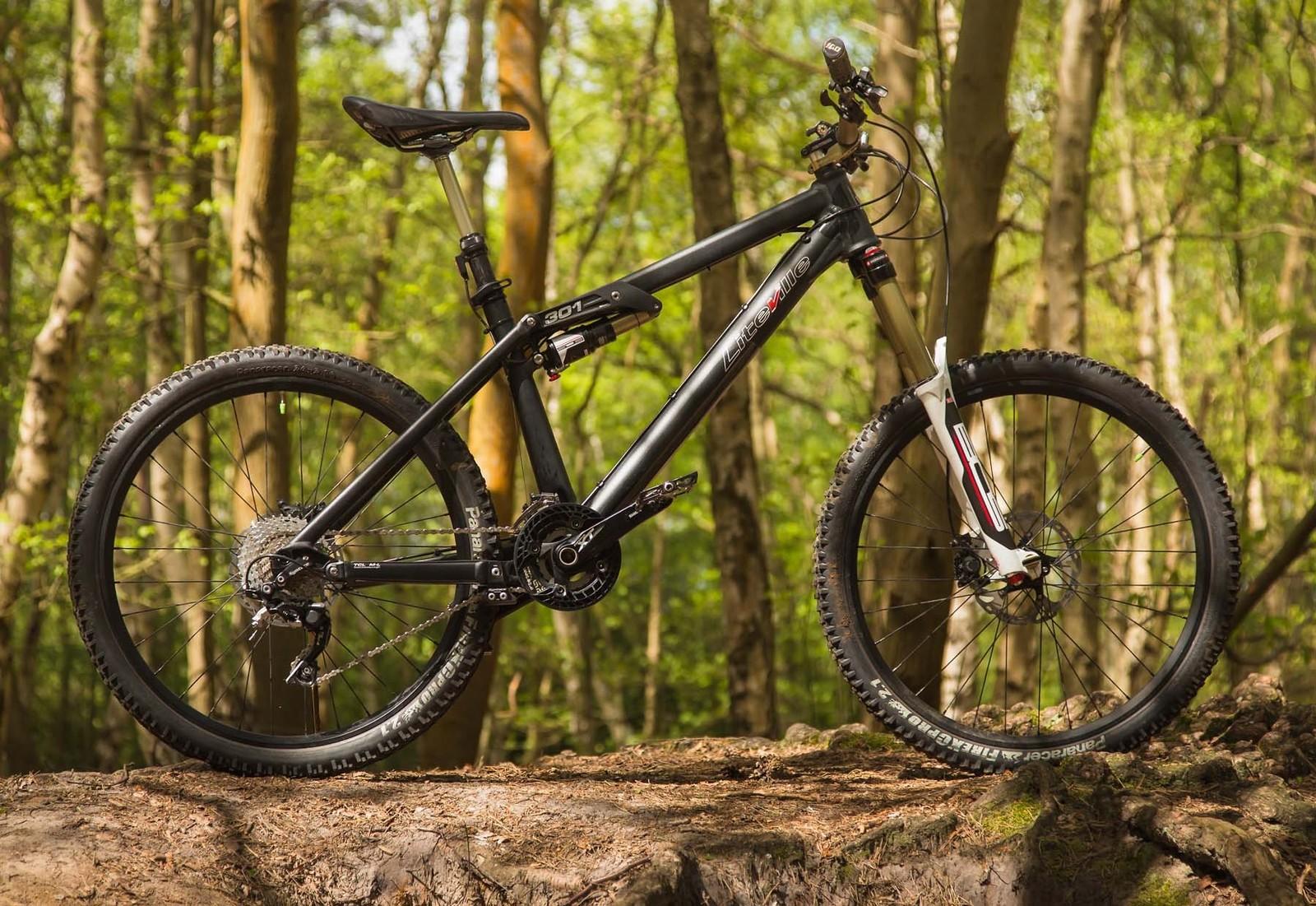 Liteville 301 mk11 m  - teknorob - Mountain Biking Pictures - Vital MTB