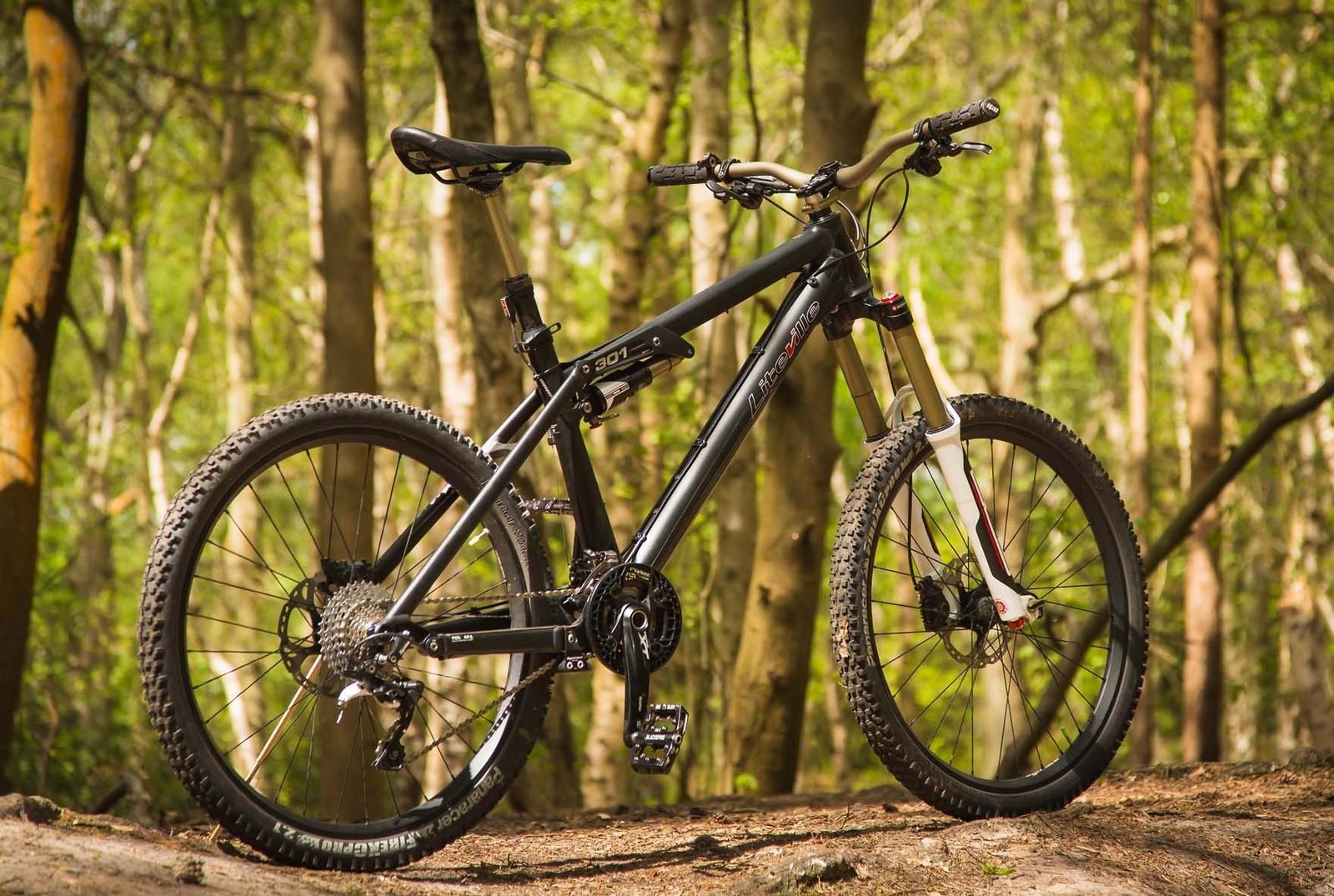 Liteville 301 mk11 m  2 - teknorob - Mountain Biking Pictures - Vital MTB