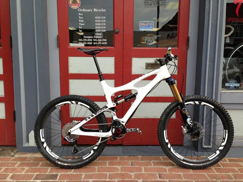 Велосипед ibis mojo hd3 special blend 2x