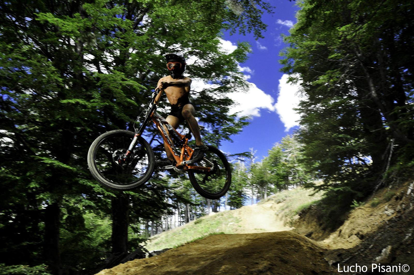 Nude Mountain Biking 83