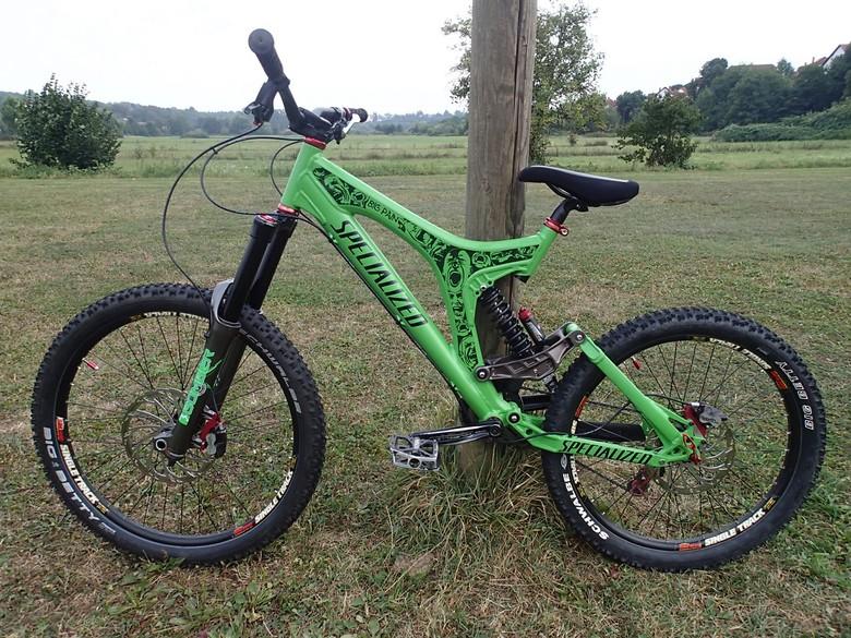 Specialized Bighit 2005 3x0dus S Bike Check Vital Mtb