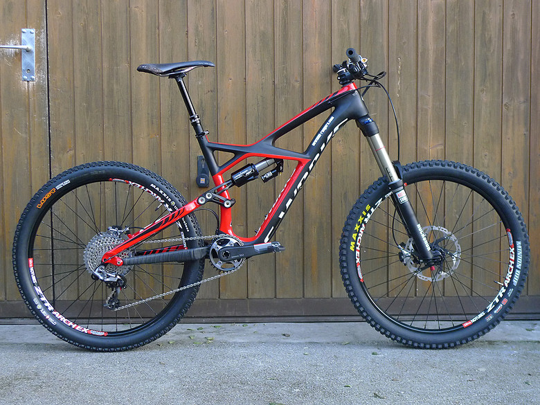 Specialized Enduro S-Works 2013. Lyrik RC2DH, Reverb Stealth, SRAM XX1