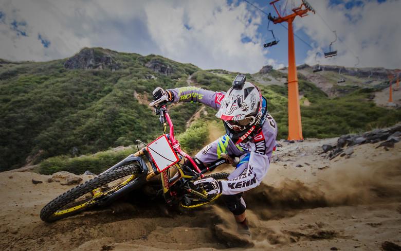 Cedric Gracia - Waazaa - Mountain Biking Pictures - Vital MTB