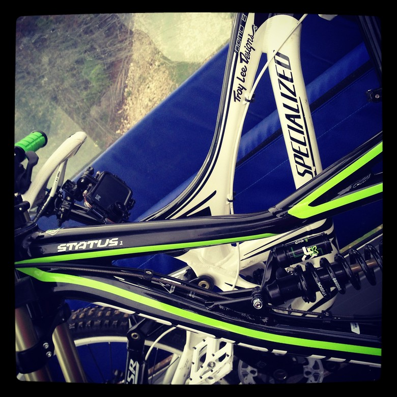 Our bikes - gilles.pfeiffer - Mountain Biking Pictures - Vital MTB