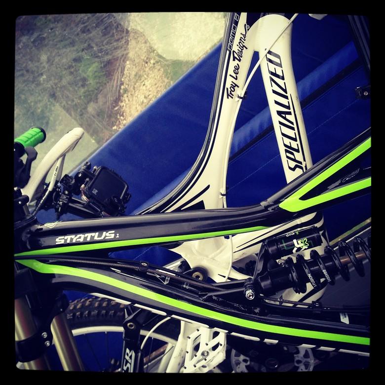 Our bikes - gilles.pfeiffer - Mountain Biking Pictures - Vital MTB