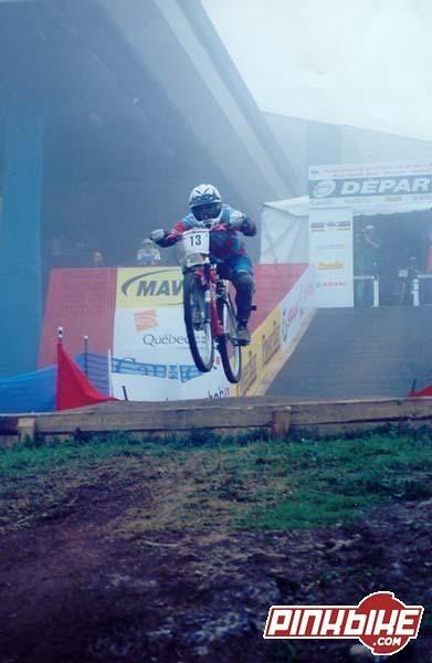 1998 World Championships - Lalena - Mountain Biking Pictures - Vital MTB