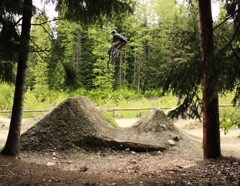 Whistler Whip. Devon White - dddwhite - Mountain Biking Pictures - Vital MTB