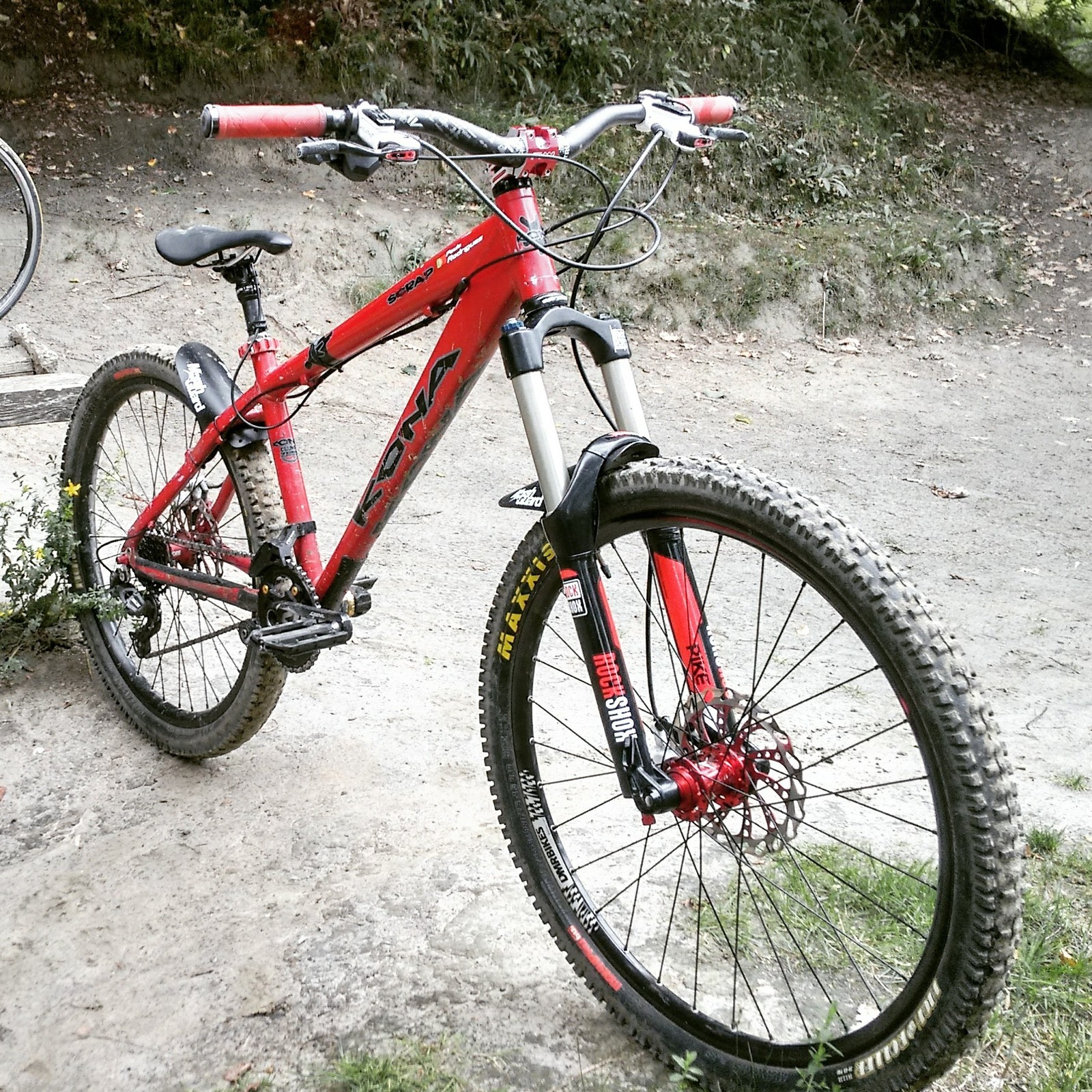 The Scrap EvoEnduro...