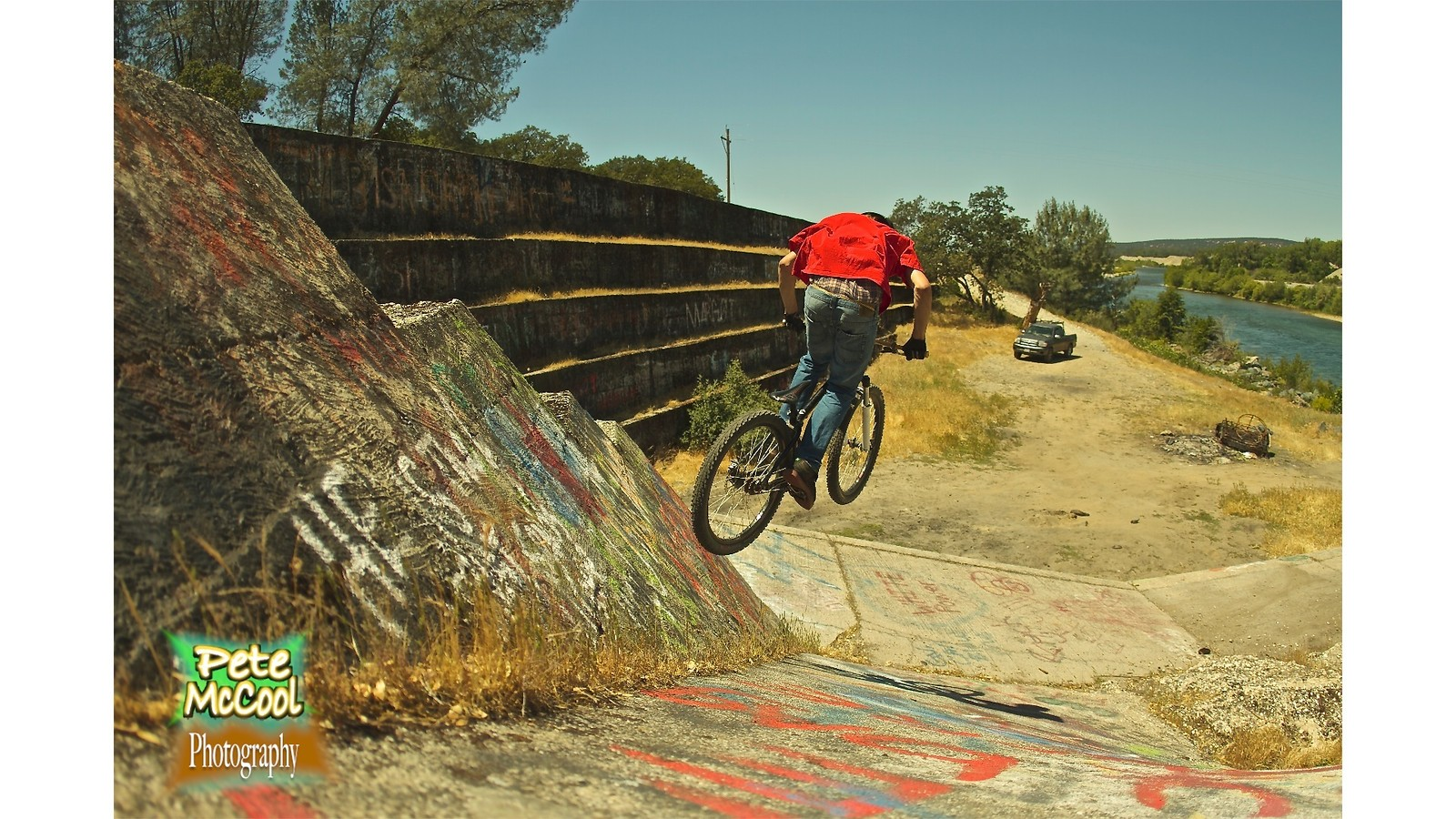 Evan Ames - Bored Rainy Day - Mountain Biking Pictures - Vital MTB