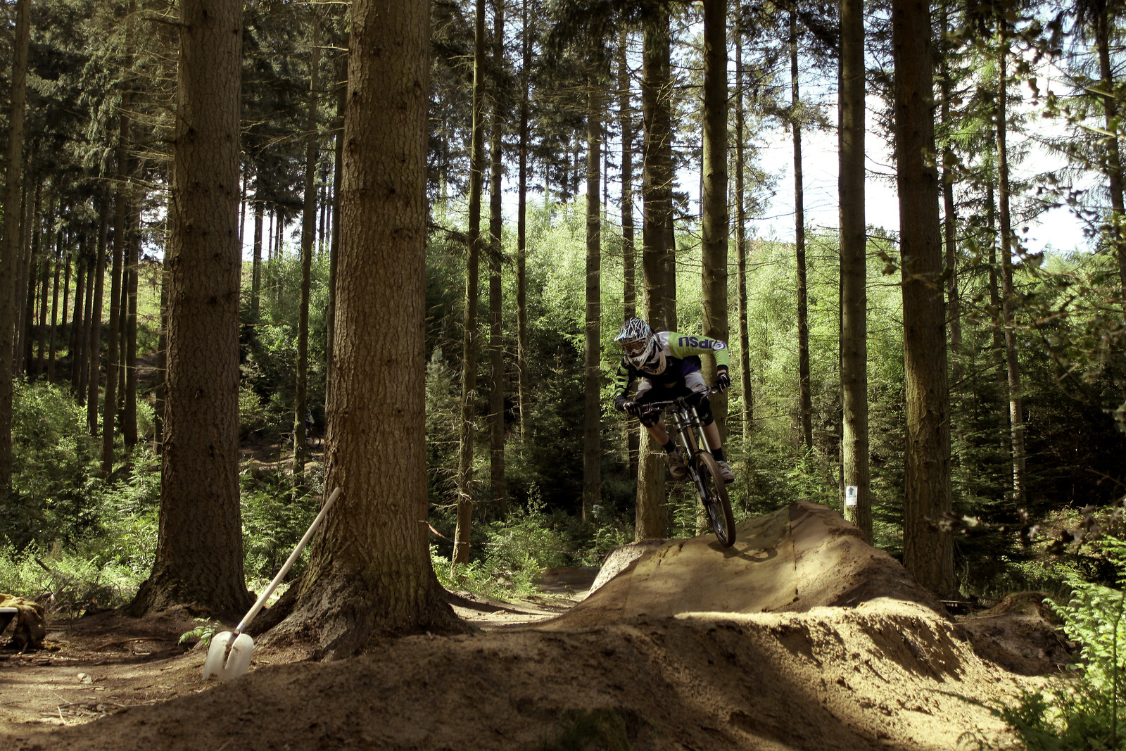 Dave Harvey - bikematter - Mountain Biking Pictures - Vital MTB