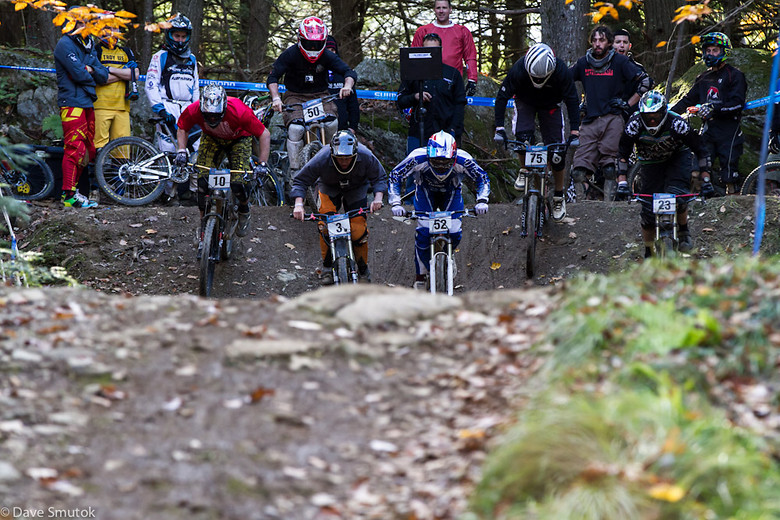 Battle of Hellion 6-Man DH Race - Smutok - Mountain Biking Pictures - Vital MTB