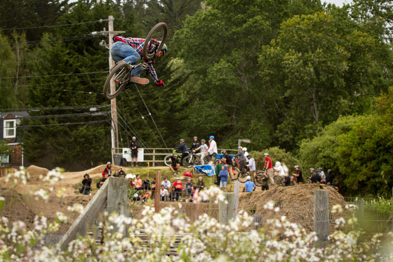 Jamie Goldman  - Post Office Jam 2013  - Mountain Biking Pictures - Vital MTB