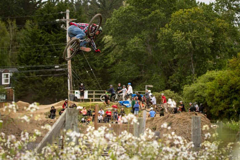 Jamie Goldman  - Post Office Jam 2013  - Mountain Biking Pictures - Vital MTB