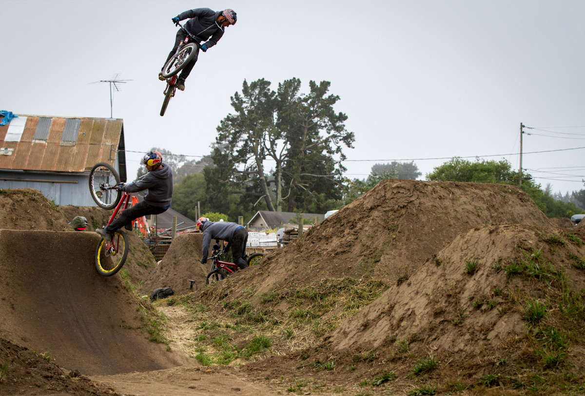 Darren Berrecloth  - Post Office Jam 2013  - Mountain Biking Pictures - Vital MTB