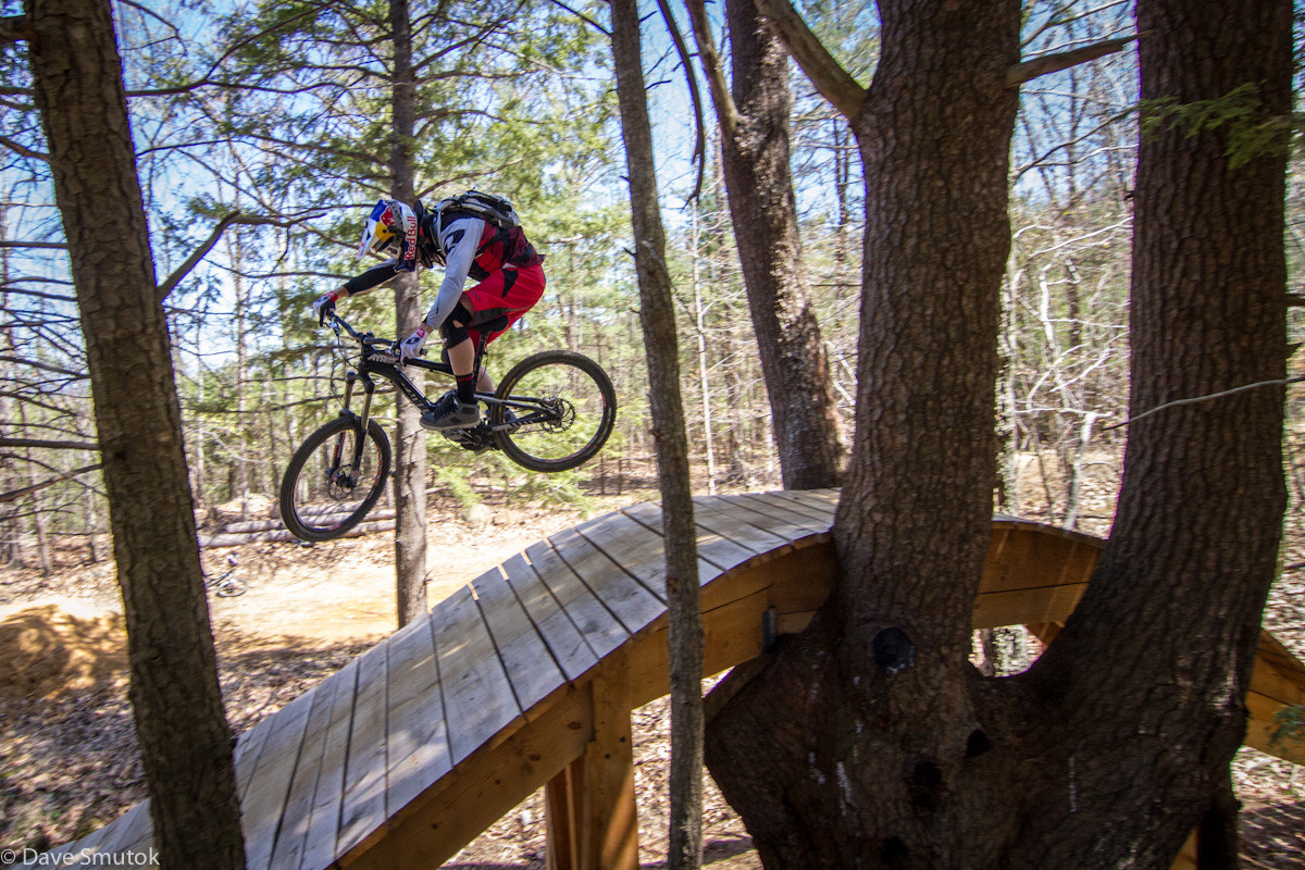 Aaron Chase - Highland Mountain Opening Weekend - Mountain Biking Pictures - Vital MTB
