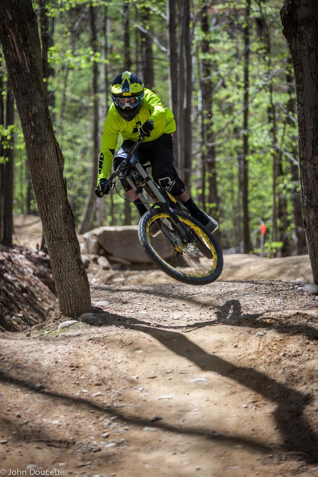 Dave Smutok - Highland Mountain Opening Weekend - Mountain Biking Pictures - Vital MTB