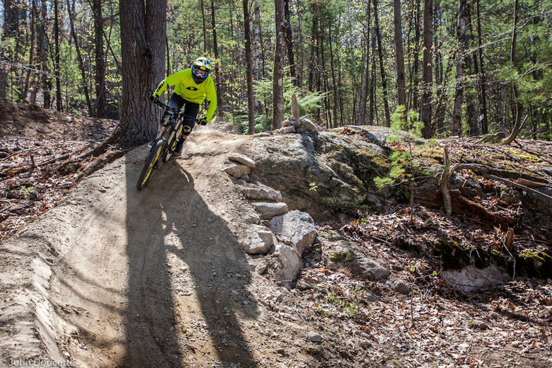 Dave Smutok - Highland Mountain Opening Weekend - Mountain Biking Pictures - Vital MTB