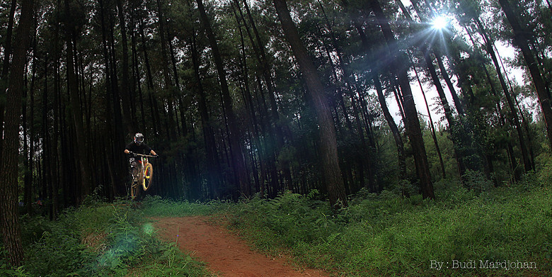 Ray of Light ! - budi - Mountain Biking Pictures - Vital MTB