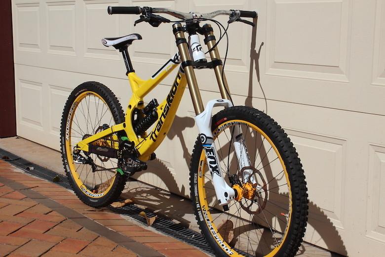 2010 Transition Tr450