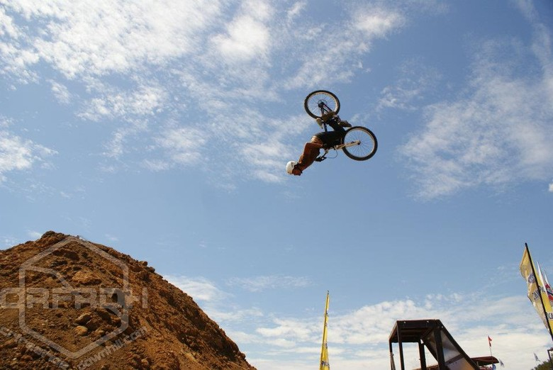 Alberto Mata Backflip - Varies - Mountain Biking Pictures - Vital MTB