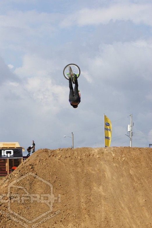 Sam Pilgrim Backflip bar spin - Varies - Mountain Biking Pictures - Vital MTB