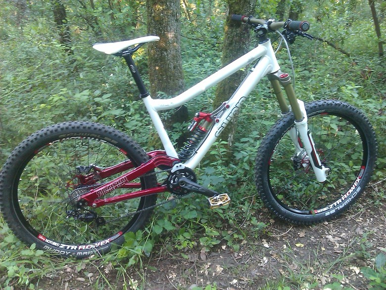 Sunn Radical M4rmot S Bike Check Vital Mtb