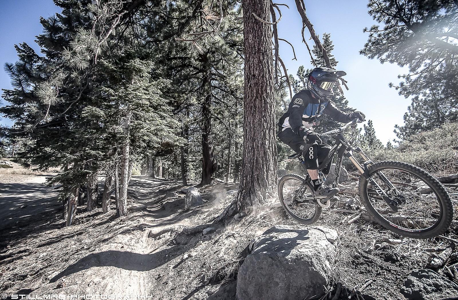 A little Technical shortcut is always better. - Stillmrg Photography - Mountain Biking Pictures - Vital MTB