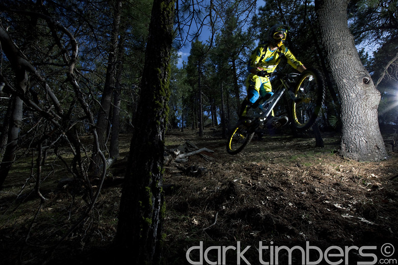 Kevin Aiello - Dark TImbers - Mountain Biking Pictures - Vital MTB
