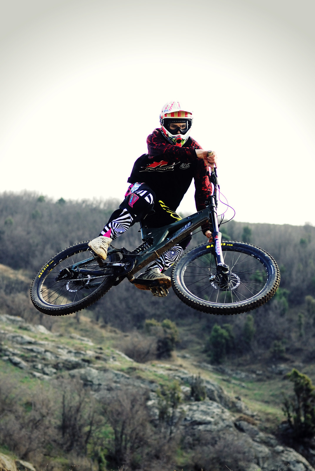 May Support the Whip - Dark TImbers - Mountain Biking Pictures - Vital MTB