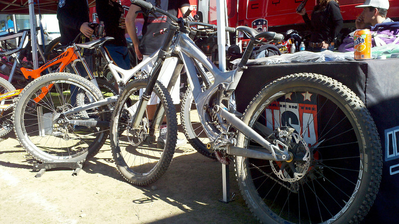 Intense Cycles 275er Twinsies - ozzer - Mountain Biking Pictures - Vital MTB