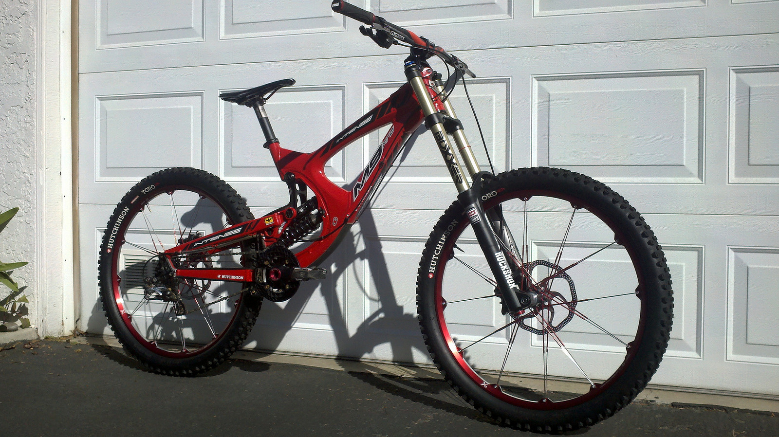 Updated 2013 Intense Bombers M9 - ozzer - Mountain Biking Pictures - Vital MTB