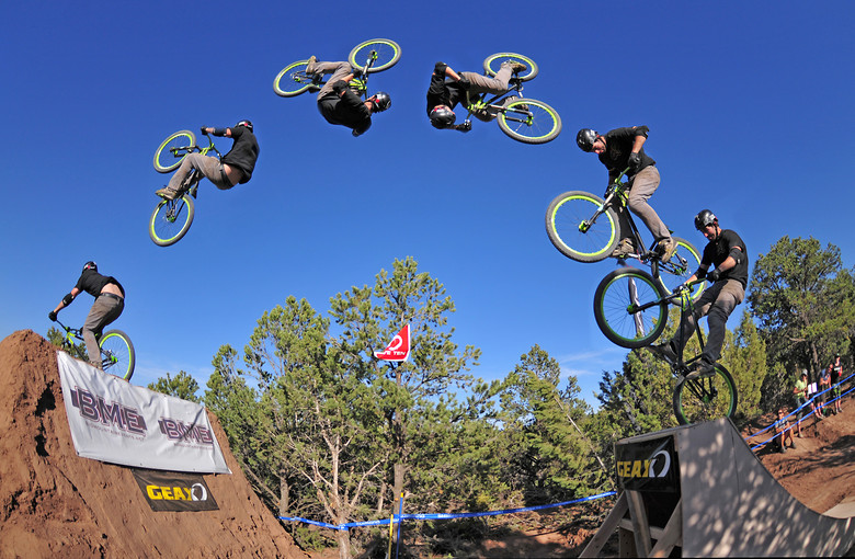 Garrett Robertson - Brycerink - Mountain Biking Pictures - Vital MTB