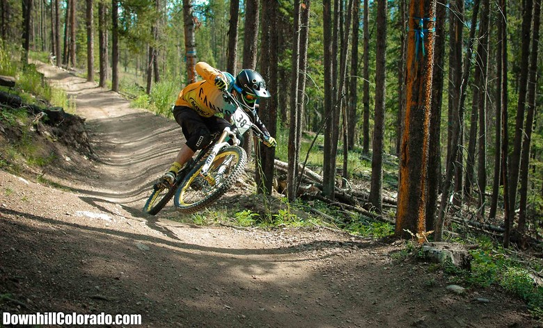 CFF Enduro World Series - DownhillColorado - Mountain Biking Pictures - Vital MTB