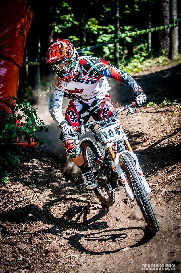 Michał Tarkowski. Freaky Rippers - Monika Marcinkowska - Mountain Biking Pictures - Vital MTB