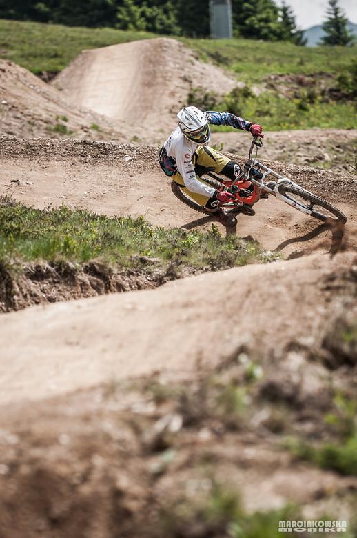 Kuba Frontczak, Freaky Rippers - Monika Marcinkowska - Mountain Biking Pictures - Vital MTB