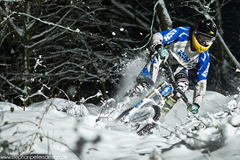 Snowfun - stephanpetersdesign - Mountain Biking Pictures - Vital MTB