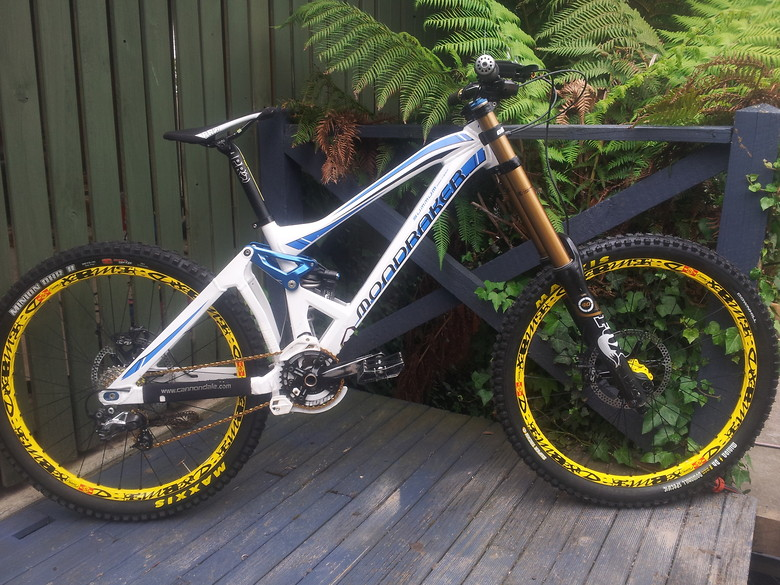 2011 Mondraker Summum Pro Team - Custom Build