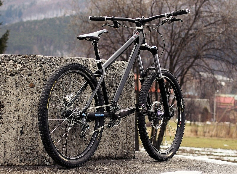 My fun bike.