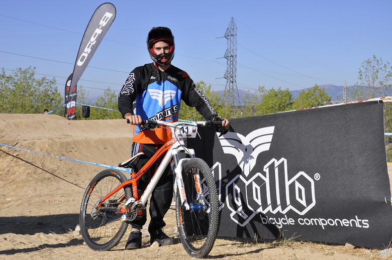 4x chiky  - El Gallo Components - Mountain Biking Pictures - Vital MTB