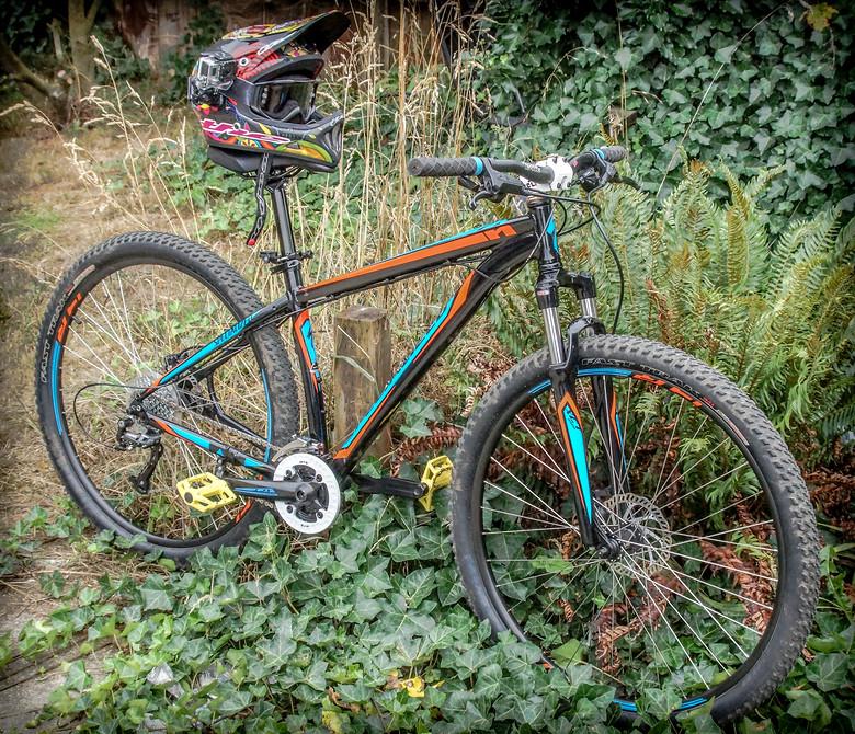 2013 Specialized Hardrock Sport Disc 29 Theonejoe S Bike