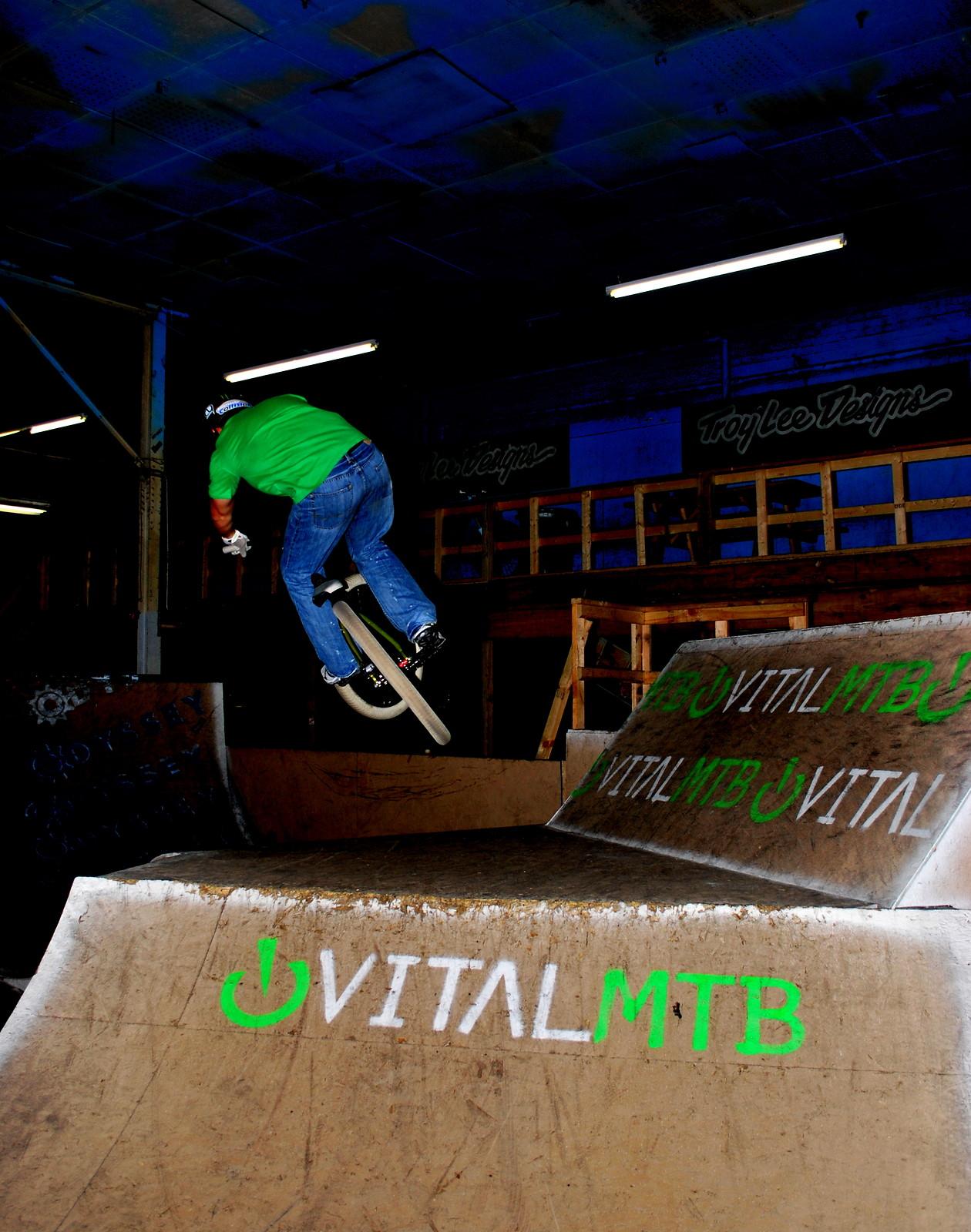 Tony Miller - Mountain Jerk - Mountain Biking Pictures - Vital MTB