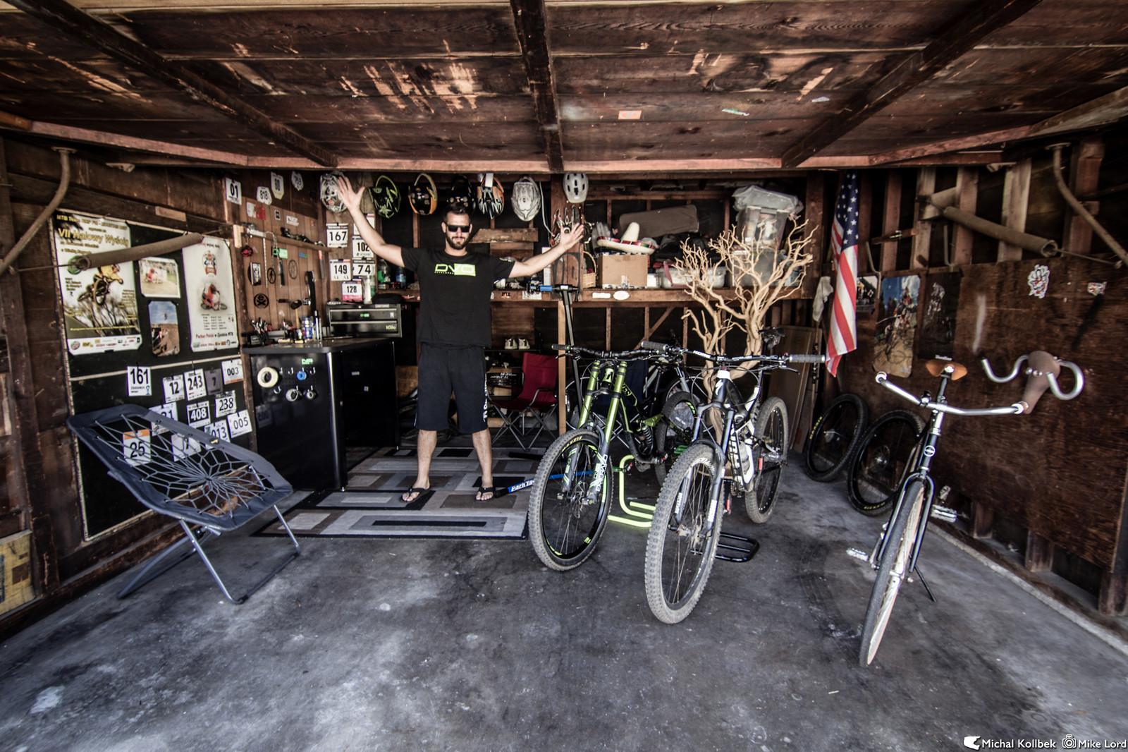 Jacks Man Cave Store : Michal kollbek man cave mikelord mountain biking