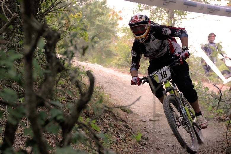 Super Enduro Tolfa 03 - Ruggero - Mountain Biking Pictures - Vital MTB