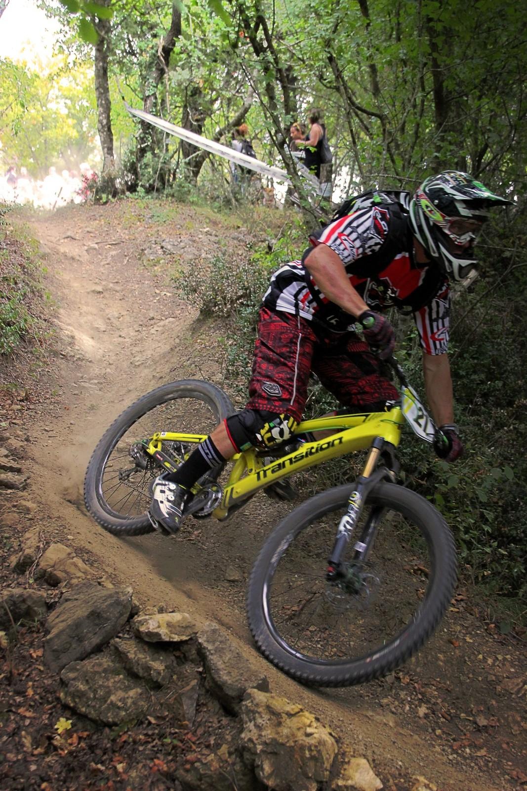 Super Enduro Tolfa 04 - Ruggero - Mountain Biking Pictures - Vital MTB