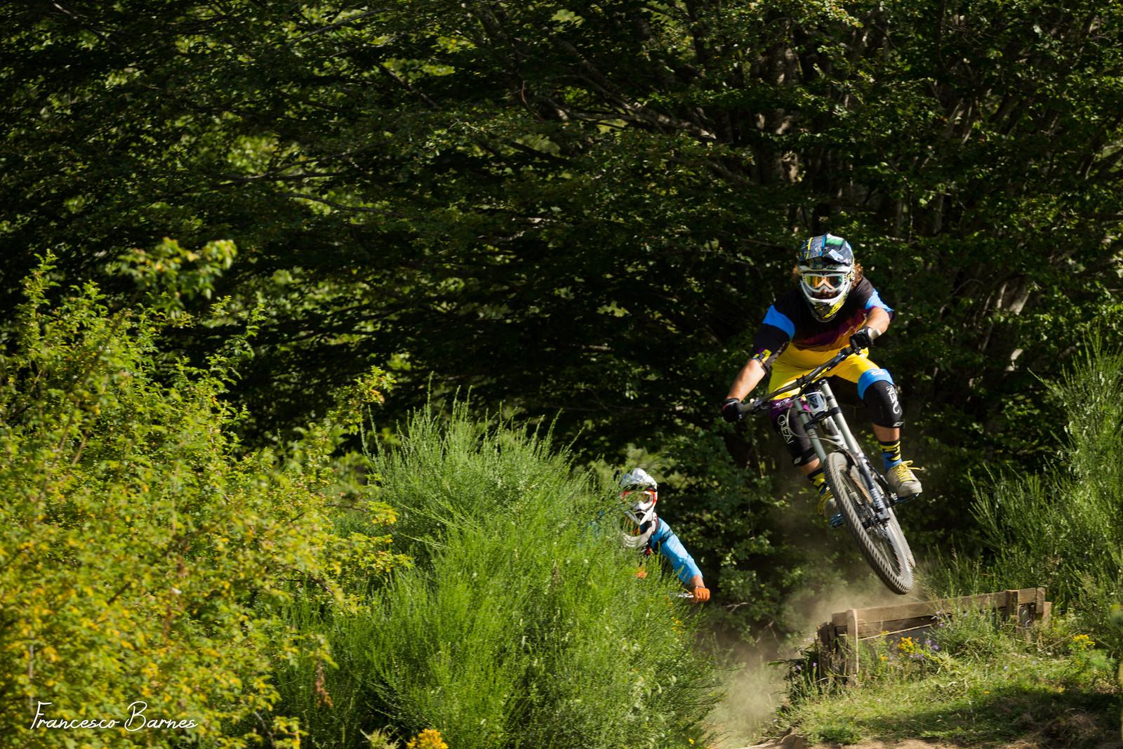Matteo Lupidi at Pratoselva bikepark - Gladiax87 - Mountain Biking Pictures - Vital MTB