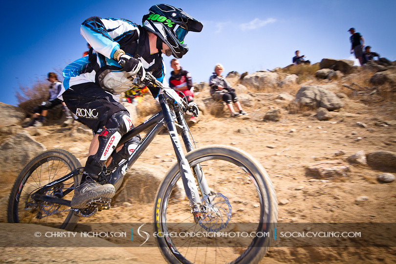 Southridge California Golden State Series - Downhill Race  - Echelon Design Photo - Mountain Biking Pictures - Vital MTB