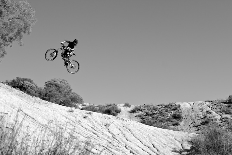 On the way back from Mexico - Codythehipster - Mountain Biking Pictures - Vital MTB