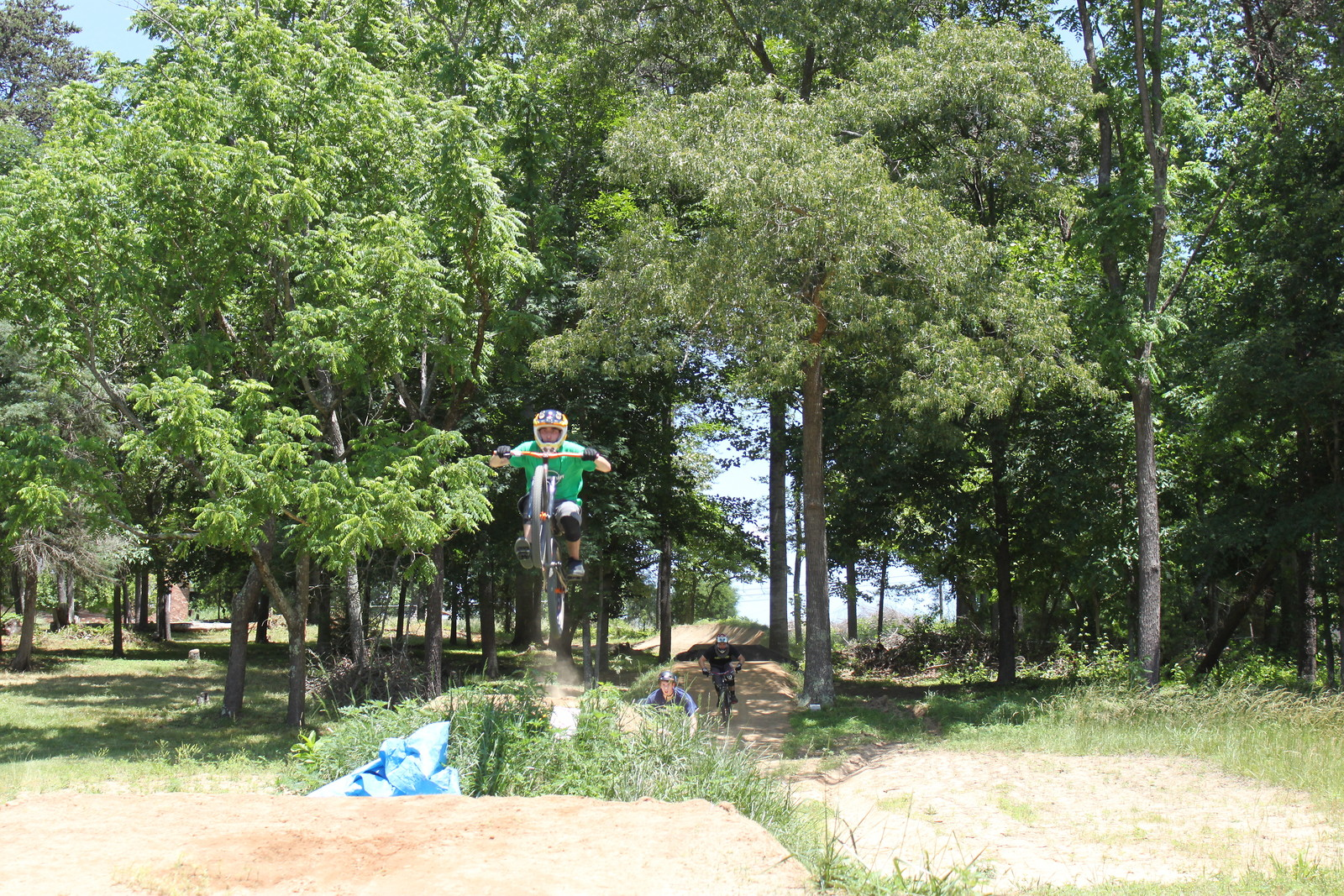 127 - speedbump - Mountain Biking Pictures - Vital MTB