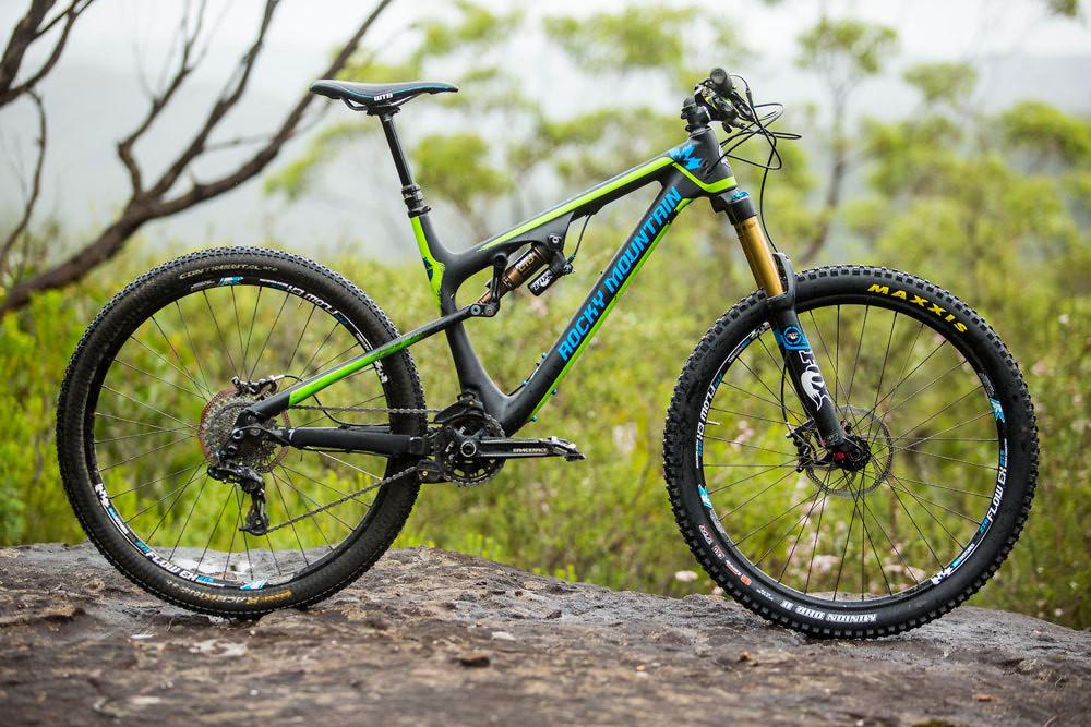 The Bike...